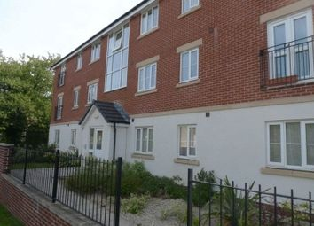 Thumbnail 2 bed flat to rent in Roman Way, Caerleon, Newport