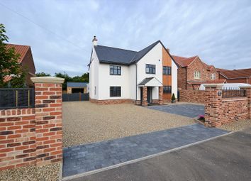 Thumbnail 4 bed detached house for sale in Sandy Lane, South Wootton, Kings Lynn, Norfolk.