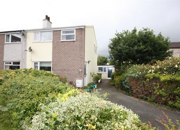 Thumbnail 3 bed semi-detached house for sale in Lon Y Gamfa, Menai Bridge