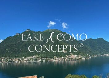 Thumbnail 2 bed apartment for sale in Lakeview Apartment Requiring Renovation, Pognana Lario, Como, Lombardy, Italy