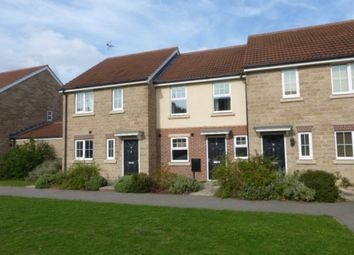 Thumbnail 2 bed terraced house to rent in Appleby Way, Woodfield Glade, Lincoln