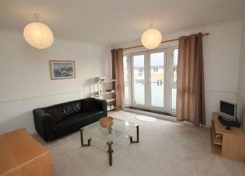 Thumbnail 1 bed property to rent in Hermitage Waterside, Thomas More Street, Wapping