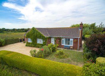Thumbnail 3 bed detached bungalow for sale in Austen Fen, Grainthorpe, Louth