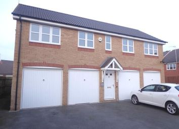 Thumbnail 2 bed terraced house to rent in Swan Meadow, Chase Meadow Square, Warwick