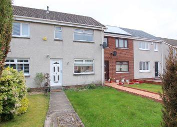 Thumbnail 2 bedroom terraced house for sale in Olifard Avenue, Bothwell, Glasgow