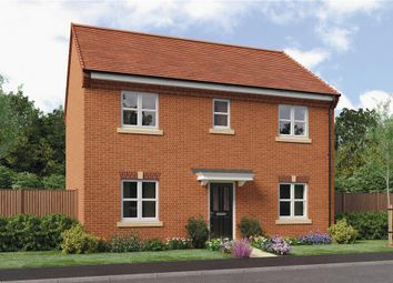 "Thumbnail 4 bed detached house for sale in ""Buchan"" at Leeds Road, Thorpe Willoughby, Selby"