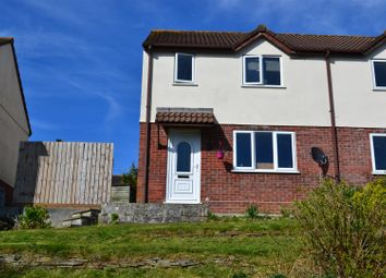 Thumbnail 2 bed end terrace house for sale in Agnes Close, Bude