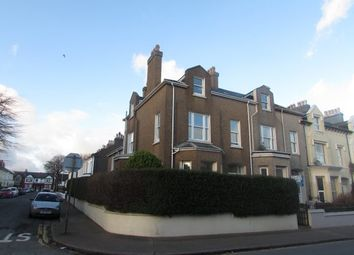 Thumbnail 1 bed flat to rent in Flat 3, 24 Hawarden Avenue, Douglas
