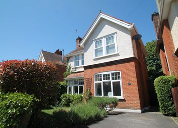 Thumbnail 4 bedroom detached house for sale in Parkstone Avenue, Lower Parkstone, Poole