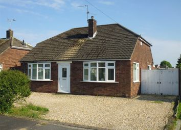 Thumbnail 3 bed detached bungalow for sale in Sunbeam Avenue, North Hykeham, Lincoln