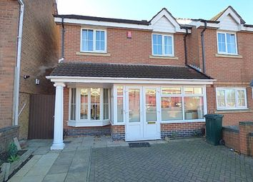 Thumbnail 3 bedroom semi-detached house to rent in Crosswells Road, Oldbury