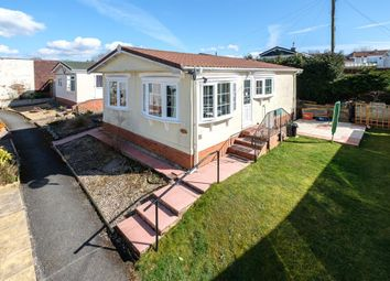 Thumbnail 2 bed mobile/park home for sale in 91 Sunny Haven, Howey, Llandrindod Wells