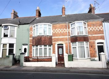 Thumbnail 2 bed terraced house for sale in Newstead Road, Weymouth
