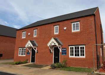 Thumbnail 3 bed semi-detached house to rent in Parsons Piece, Banbury