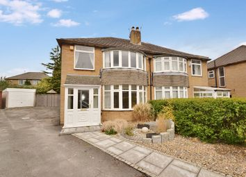 Thumbnail 3 bed semi-detached house to rent in West Lodge Gardens, Chapel Allerton, Leeds