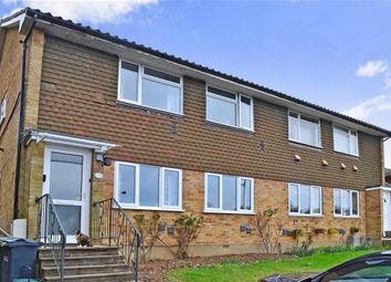 Thumbnail 2 bed maisonette for sale in Brighton Road, Hooley, Coulsdon, Surrey