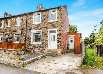 Thumbnail 3 bedroom end terrace house for sale in Belton Street, Moldgreen, Huddersfield