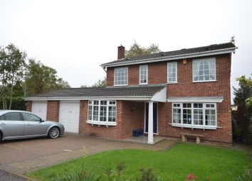 4 bed detached house for sale in Milton Rise, Hucknall, Nottingham NG15