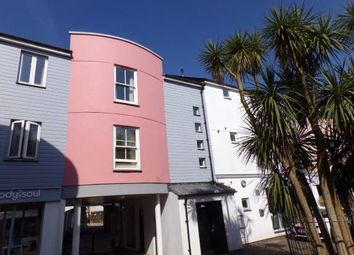 Thumbnail 2 bed flat for sale in Crockwell Street, Bodmin, Cornwall