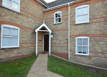 Thumbnail 1 bed flat to rent in Lavenham Court, Botolph Green, Peterborough