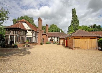 Thumbnail 5 bed detached house for sale in Twyford Road, Waltham St Lawrence