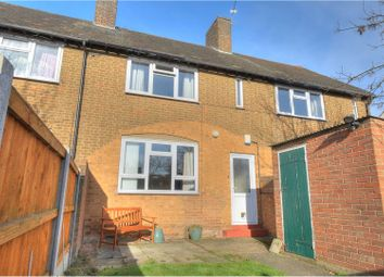 Thumbnail 2 bedroom terraced house for sale in Spencer Road, Norwich