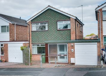 Thumbnail 3 bed link-detached house for sale in Soudan, Southcrest, Redditch
