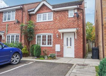 Thumbnail 3 bed semi-detached house for sale in Royal Drive, Preston
