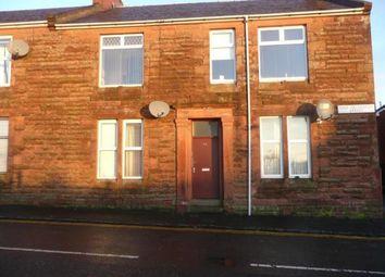 Thumbnail 1 bed flat to rent in East Netherton Street, Kilmarnock