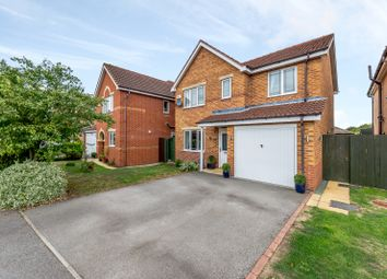 Thumbnail 4 bed detached house for sale in Maple Avenue, Crowle
