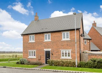 Thumbnail 3 bed semi-detached house for sale in Matthew Trigge Close, Loughborough