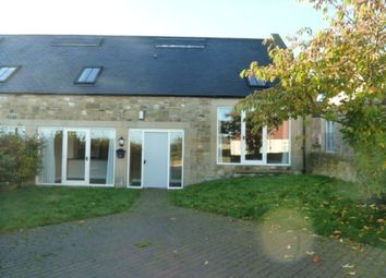 Thumbnail 3 bed barn conversion to rent in Tritlington Demesne, Tritlington, Morpeth