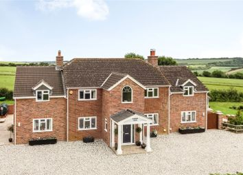 Thumbnail 5 bedroom detached house for sale in Long Hedge, Lambourn, Hungerford, Berkshire
