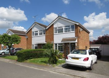 Thumbnail 3 bed semi-detached house for sale in Bideford Green, Leighton Buzzard