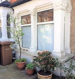 Thumbnail 1 bed flat to rent in Mansfield Road, London