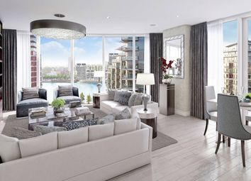 Thumbnail 1 bed flat for sale in Battersea Reach, Battersea