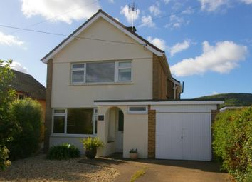 Thumbnail 3 bed detached house for sale in Hillview Road, Minehead