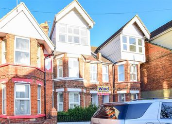 Thumbnail 4 bed terraced house for sale in Boscombe Road, Folkestone, Kent