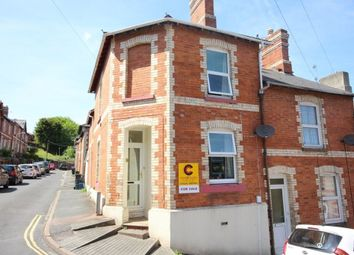 Thumbnail 3 bedroom end terrace house for sale in Hilton Road, Newton Abbot