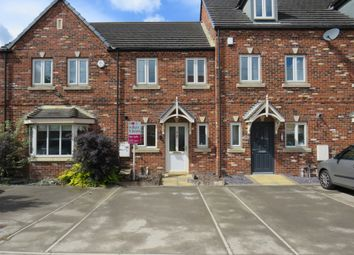Thumbnail 2 bed town house for sale in Foxmires Grove, Goldthorpe, Rotherham