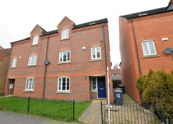 Thumbnail 4 bedroom semi-detached house for sale in Exley Square, Carlton Boulevard, Lincoln
