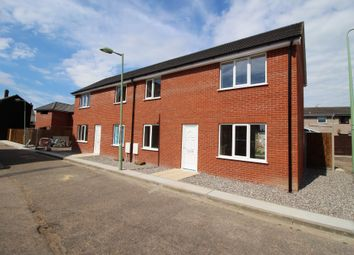 Thumbnail 4 bedroom semi-detached house to rent in Factory Street, Lowestoft, Suffolk