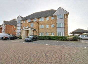 Thumbnail 2 bed flat for sale in St. Leonards Close, Grays