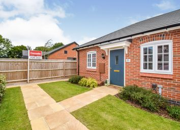 Thumbnail 2 bedroom semi-detached bungalow for sale in Marsh Drive, Husbands Bosworth, Lutterworth