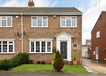 Weatherly Drive, Broadstairs CT10. 3 bed semi-detached house for sale