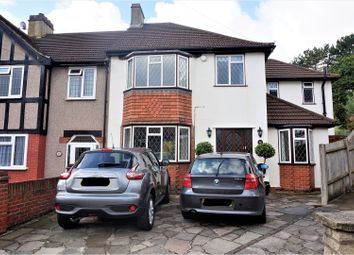 Thumbnail 4 bed end terrace house for sale in Welbeck Avenue, Bromley, London