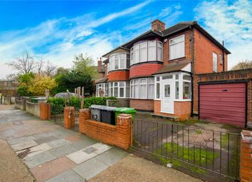 Thumbnail 3 bed semi-detached house for sale in Drayton Road, Harlesden, London