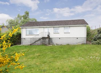 Thumbnail 3 bed bungalow for sale in Manse Road, Killin, Perthshire