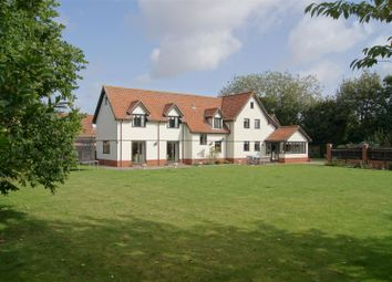 Thumbnail 5 bed detached house for sale in Tailors Green, Bacton, Stowmarket