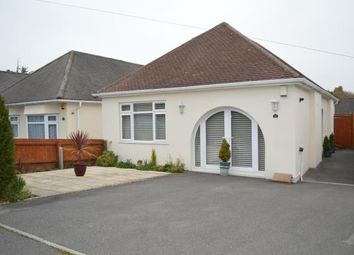 Thumbnail 2 bed bungalow for sale in Northbourne, Bournemouth, Dorset